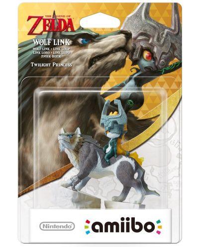 Nintendo Amiibo фигура - Wolf Link [The Legend of Zelda Колекция] (Wii U) - 3